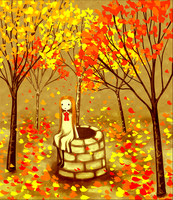 Autumn by CuteReaper