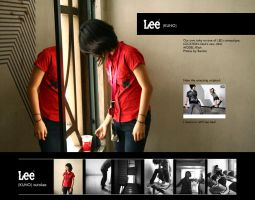 Lee KUNO S01 by ClumsyCraft