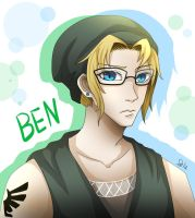 BEN  Human Version by DeluCat