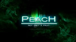 Peach - Not only a fruit by Babibali