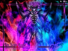 Satan Avatar ultimate by moai666