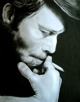 tom waits by OurLady-OfSorrows