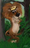 Lion King by digistyle
