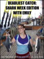 DevID: Shark Week edition by PinkyMcCoversong