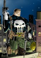 Punisher 2 by mantoano
