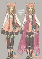 Aretes Adoptables Auction 3 Closed by Kaiet