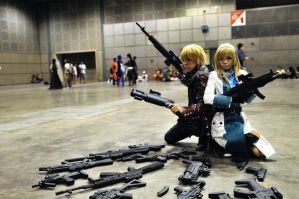 Resonance of Fate - by YukiHoshi-sg