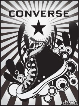 Converse Star by shortboy12