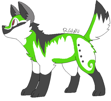 Wolf adopt ~:OPEN:~ by thedead33