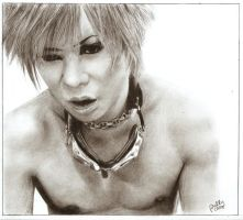 Dir en grey: Kyo by Polly-is-a-good-girl