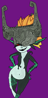 Midna Version 1 by TheDisappearingGirl