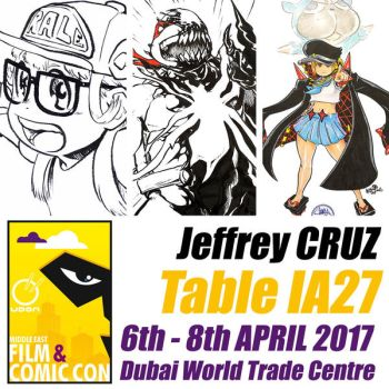 MEFCC 2017 by theCHAMBA