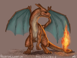 Charizard by ForrestImel