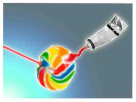 How to make a lollipop by Alizarinna