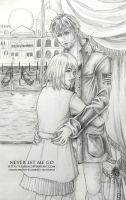 Never Let Me Go by xiuhua