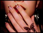 new year nail-art 2 by Tartofraises