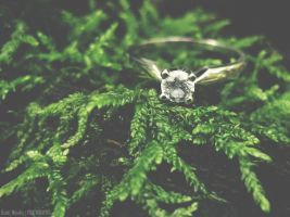 Engagement ring V by lori80