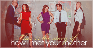 How I met your mother Blend 001 by franzi303