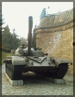 T-72 M1 by WormWoodTheStar