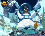 Space Pinguin by Regice01