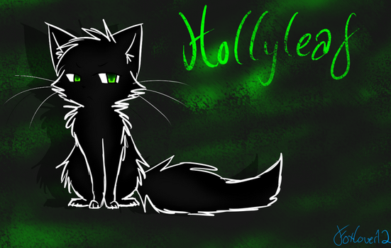 Hollyleaf by FoxLover12