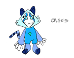 Orseis the Purrsidian by Aso-Designer