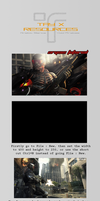 Crysis Tutorial by Tay-X
