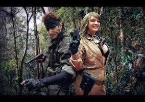 Operation: Snake Eater by mrbob0822