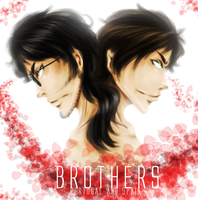 : APH - Portugal and Spain - Brothers by Lembre-se-dePORTUGAL
