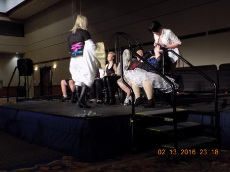BB Drag and Cabaret Show at SwampCon 2016 4 of 8 by In-SanityCosplay