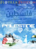 Palestine by drouch