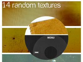 14 random textures by Kiho-chan