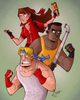 Streets of Rage by cool-slayer
