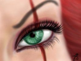 Katarina's eye by jay847379055
