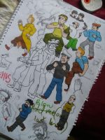 characters by Ad1er