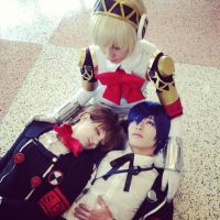 Persona3: Protect the Ones You Love by XwinterXsilenceX