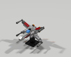 Star wars Starship Chess X-Wing by Jesse220