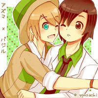 HM - 027 Basil Love Doctor too by Yousachi