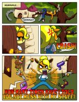 Crash Bandicoot Unmasked Pg 7 by FaithSDK