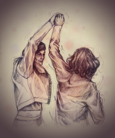 Best Song Ever ~ Larry by Meuphrosyne