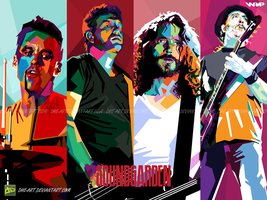 soundgarden in wpap by dhe-art