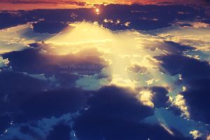 Shine through the clouds by aoao2