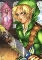The Legend of Zelda by naachi