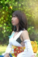 Summoner Yuna By Oruntia by oruntia