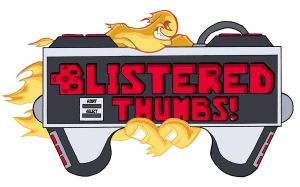 Blistered Thumbs Logo by phillipchanter