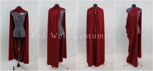 Fantasy Merchant Cape by Manwariel