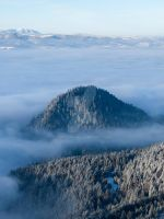 Mountain or island? by 75ronin
