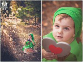 Little Link Cosplay by jmnettlesjr