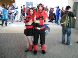 Team Magma by AngstyGuy