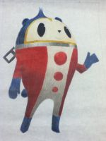 Teddie from Persona 4 by SinisterForest